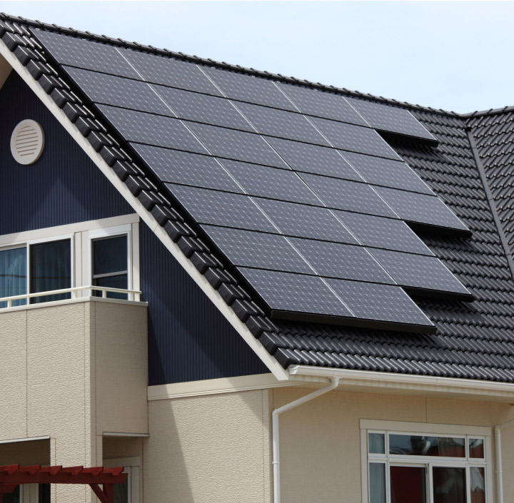 Efficient solar panels are easy to install and more affordable than ever.